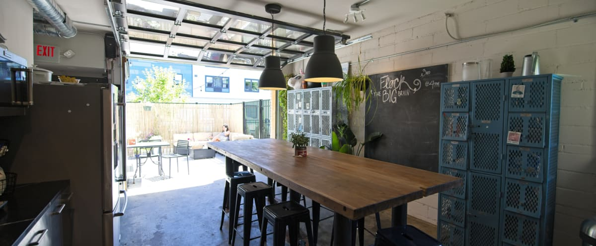 Creative Event Space w/ Outdoor Lounge in Minneapolis Hero Image in Whittier, Minneapolis, MN