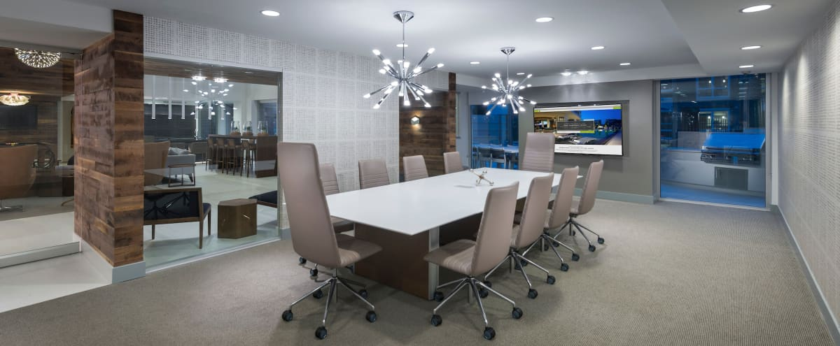 Executive conference room in Irvine Hero Image in Irvine Business Complex, Irvine, CA