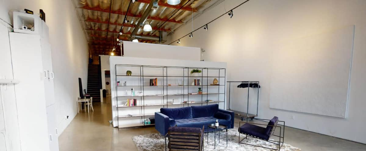Meeting space with lounge area in Los Angeles Hero Image in Central LA, Los Angeles, CA