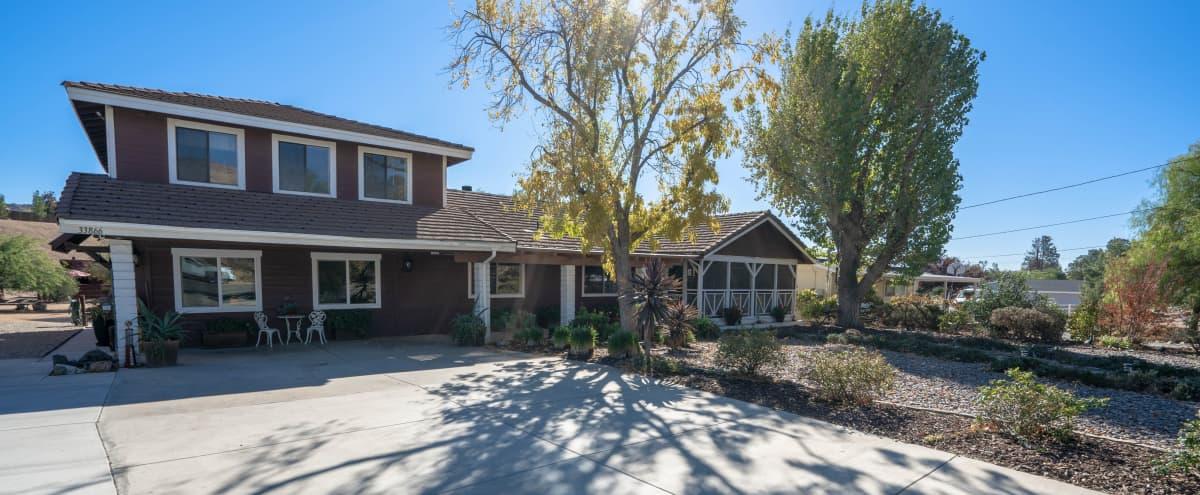 Rustic Ranch Style Home in AGUA DULCE Hero Image in undefined, AGUA DULCE, CA