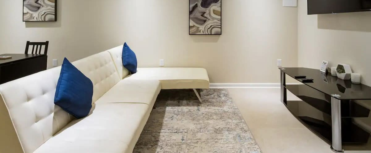 Modern Chic Basement Apartment in Fort Washington Hero Image in undefined, Fort Washington, MD