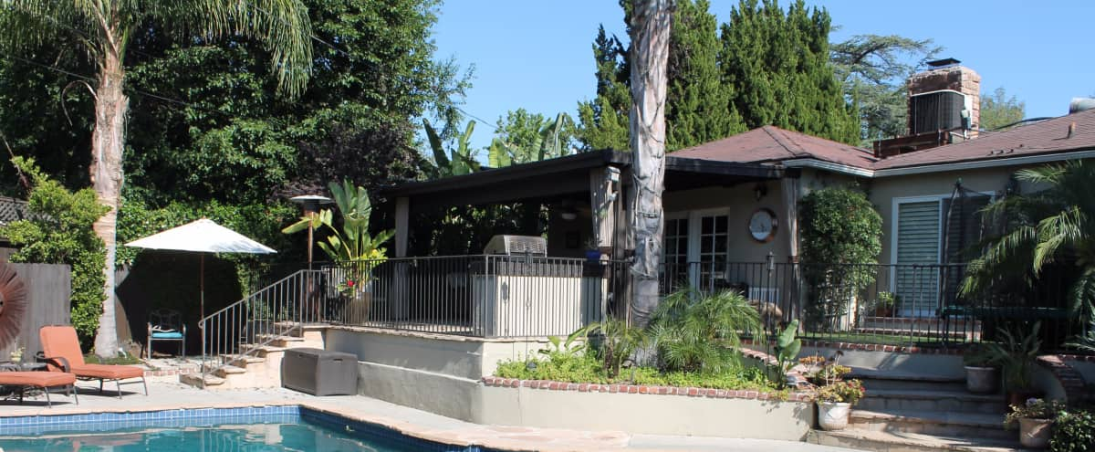 Very Well Kept 1951 House in Encino Hero Image in Encino, Encino, CA