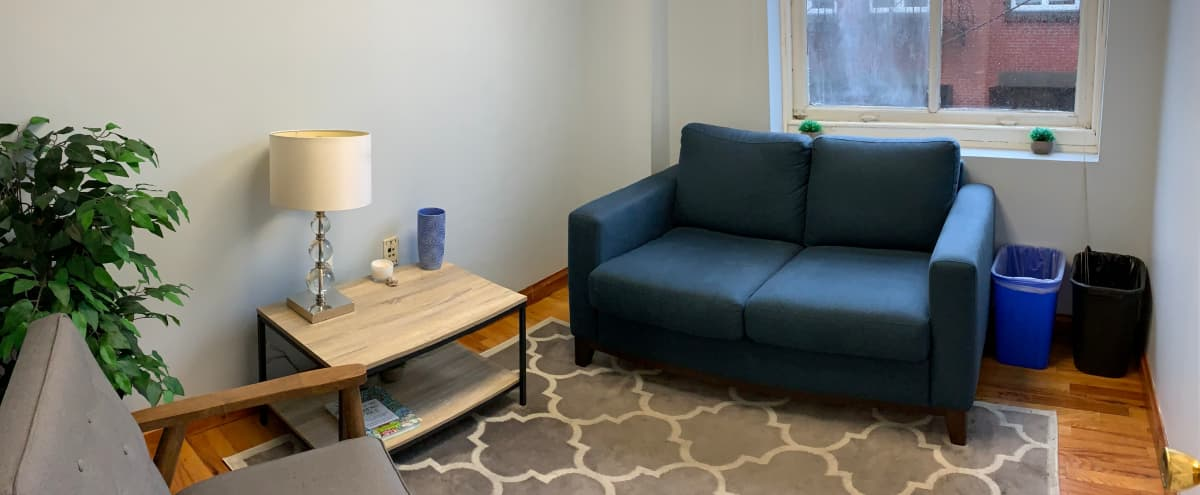 Private Therapy Space in MANHATTAN Hero Image in Chelsea, MANHATTAN, NY