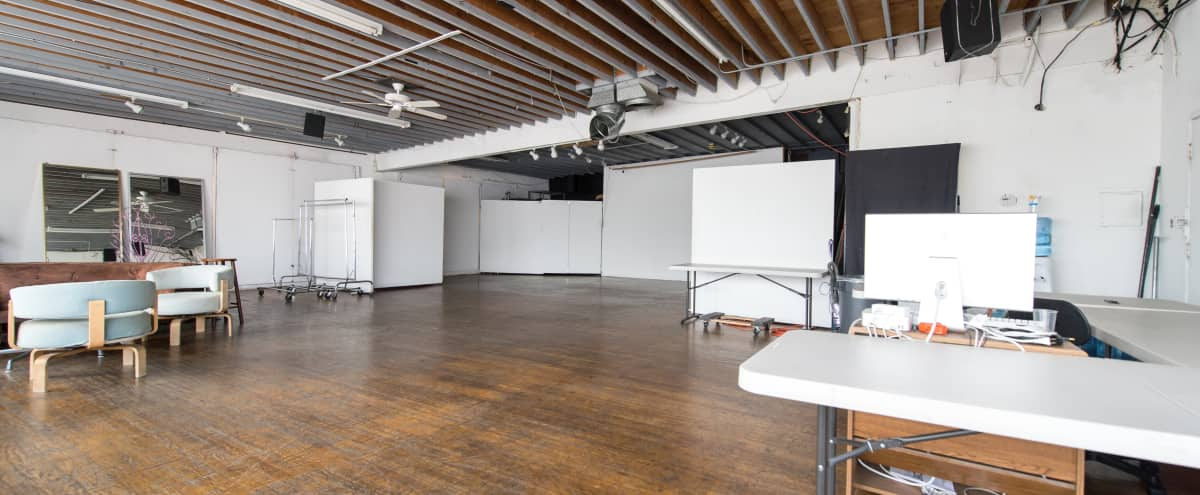 Large Bright Loft-style Space on Melrose in W. Hollywood in Los Angeles Hero Image in Fairfax, Los Angeles, CA