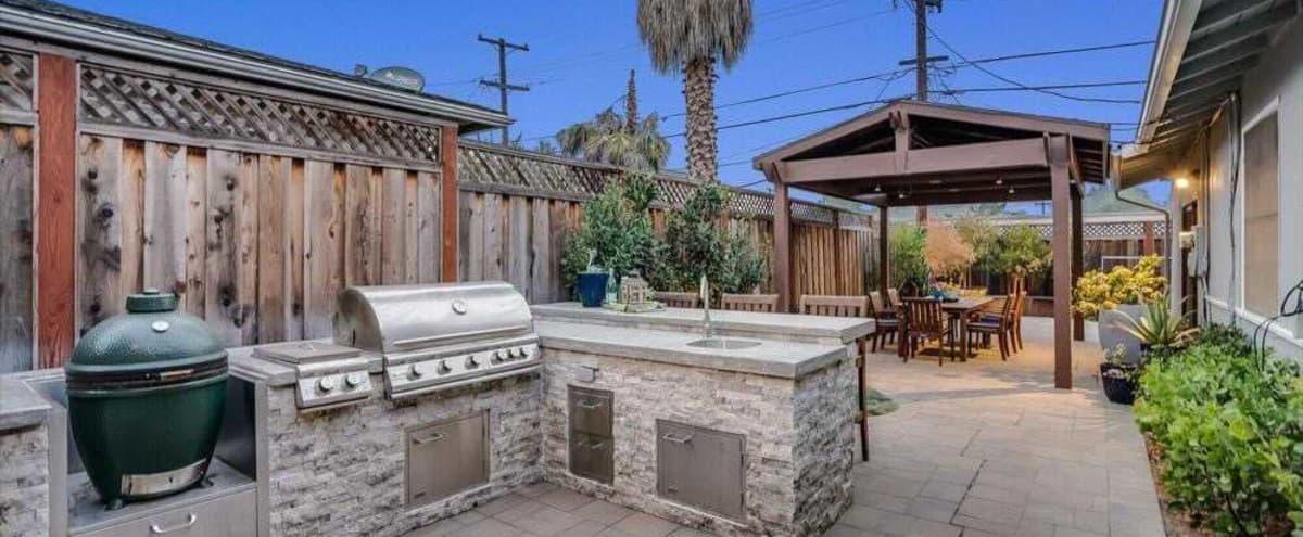 Backyard for events, workshops in San Jose Hero Image in Central San Jose, San Jose, CA