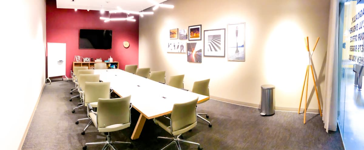 Danish Design Boardroom - Santana Row in San Jose Hero Image in West Valley, San Jose, CA