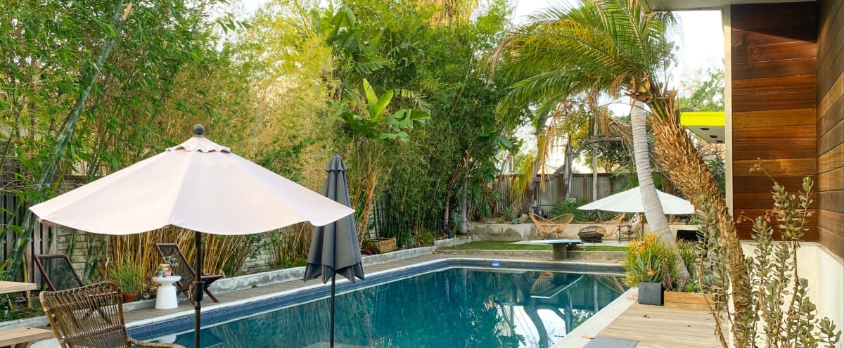 Mid Century Modern NoHo House with sparkling Pool in North Hollywood Hero Image in North Hollywood, North Hollywood, CA