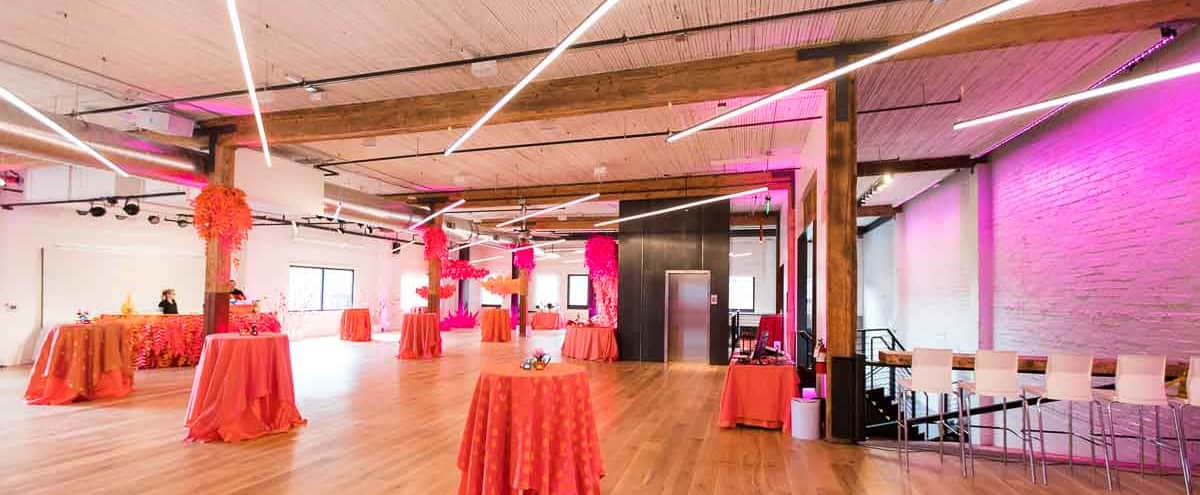 15,000 ft² Multi-Level Industrial Chic Event Venue in Downtown Seattle in Seattle Hero Image in Downtown, Seattle, WA