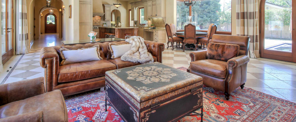 Indoor Private Luxury Home Retreat - 2 miles from Stanford in Atherton Hero Image in Lindenwood, Atherton, CA