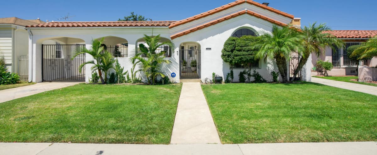 Adorable Spanish Style Home in los angeles Hero Image in Leimert Park, los angeles, CA