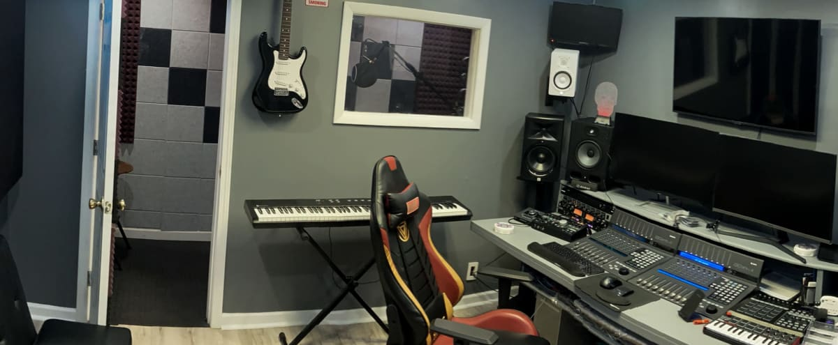 Recording studio along Grayson Highway in Lawrenceville Hero Image in undefined, Lawrenceville, GA