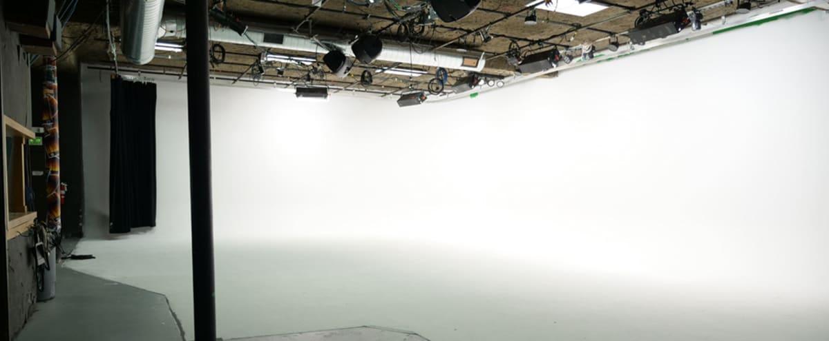 Large Film Studio near Downtown in Seattle Hero Image in Interbay, Seattle, WA