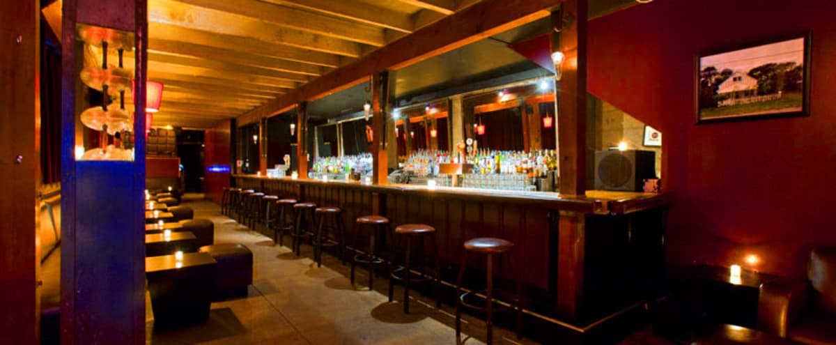 Full Venue - Stylish Bar and Lounge  (21 and over only) in sf Hero Image in South of Market, sf, CA