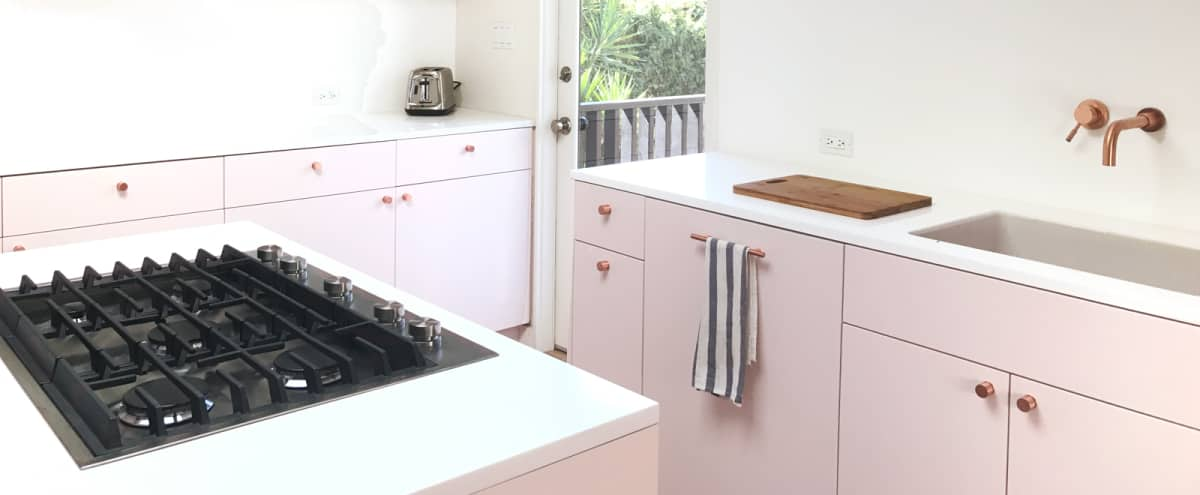 The Blush House: Bright, Immaculate Dreamspace in Los Angeles Hero Image in Silver Lake, Los Angeles, CA