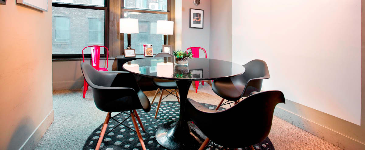 Creative Meeting Space with whiteboard wall & terrace access in New York Hero Image in Midtown, New York, NY