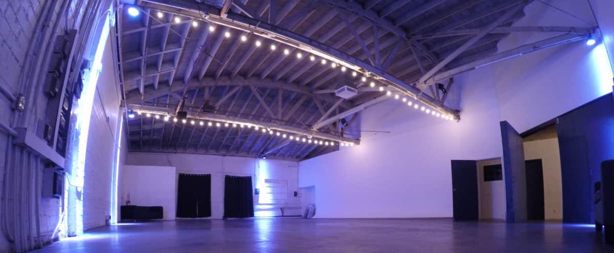 Huge Eastside warehouse space / studio w/30' cyc in Los Angeles Hero Image in Echo Park, Los Angeles, CA