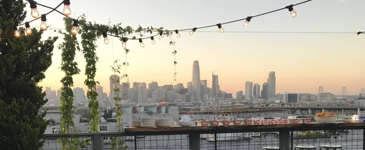 Penthouse Bar & Botanical Roof Garden in San Francisco Hero Image in Potrero Hill, San Francisco, CA