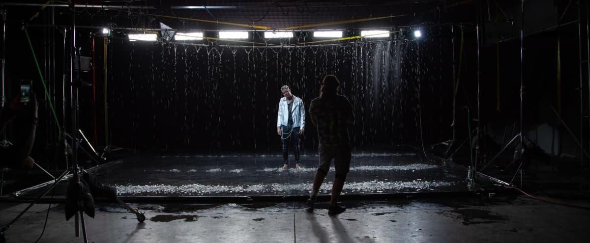 Huge Water Stage with Rain in San Gabriel Hero Image in undefined, San Gabriel, CA