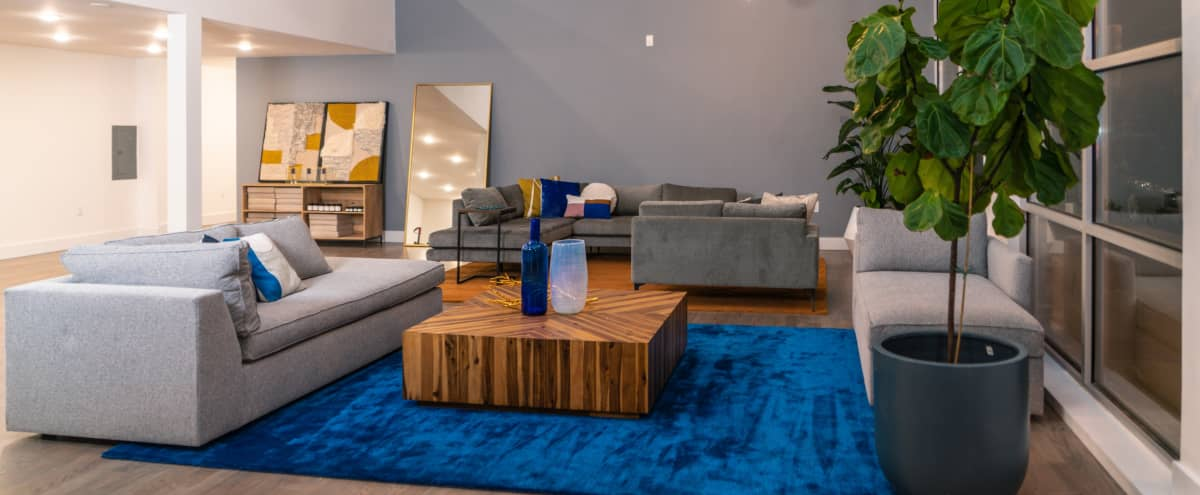 Modern, Bright & Spacious Loft for Photo/Video Shoots, Events, Meetings and more (mins walk from NJIT/Rutgers) in Newark Hero Image in Central Ward, Newark, NJ