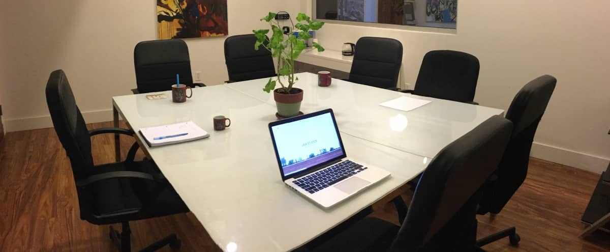 Spacious Conference Room in Greenpoint in Brooklyn Hero Image in Greenpoint, Brooklyn, NY