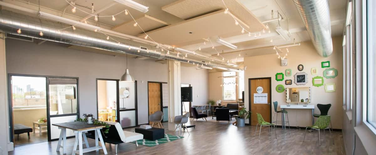 Urban RiNo Co-Working Space + Photo Studio in Denver Hero Image in Globeville, Denver, CO