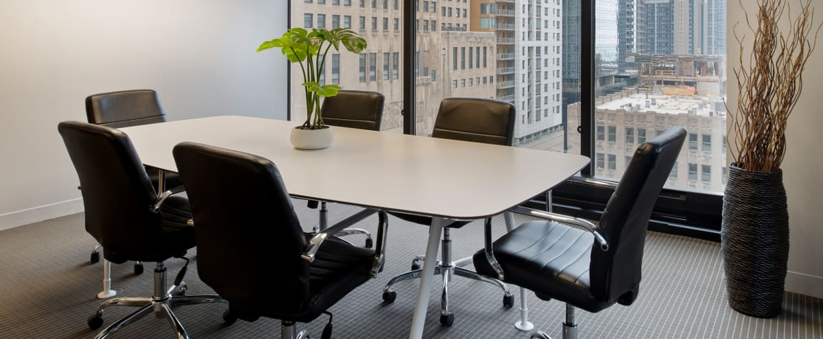 Private Executive Office (Room 8) in Chicago Hero Image in Magnificent Mile, Chicago, IL