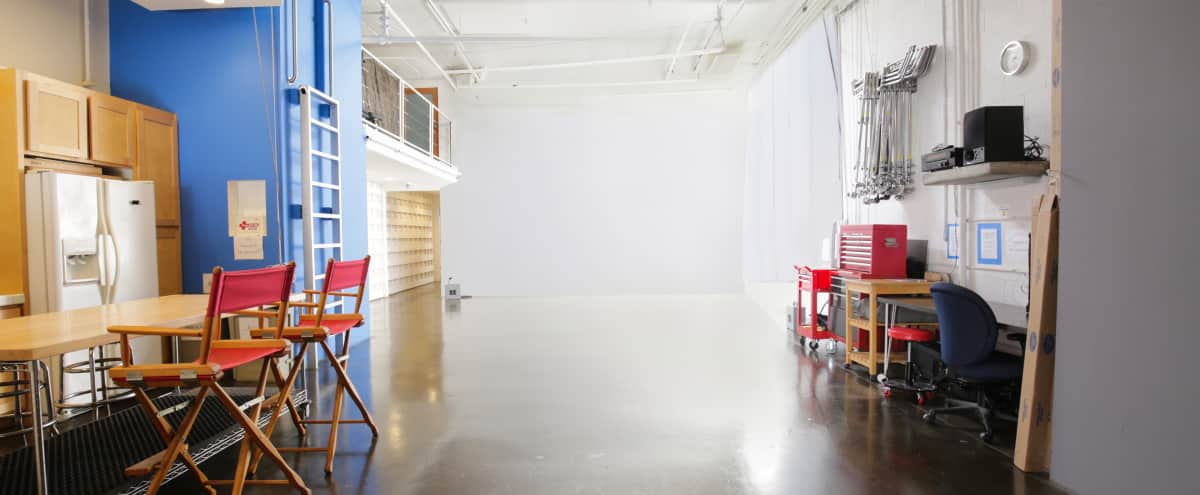 Video/Photo Production Creative Studio Space in Marina del Rey area. Full kitchen set; close to LAX, Silicon Beach, Playa Vista, and Beach's in Los Angeles Hero Image in Marina del Rey, Los Angeles, CA