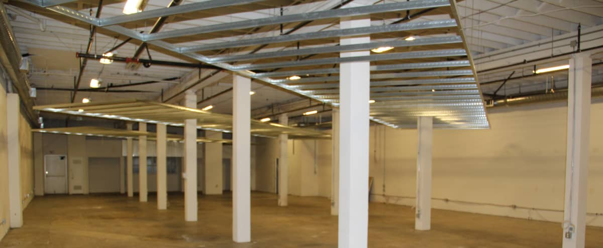 Private Downtown Retail, Warehouse, Event Space in Downtown Los Angeles Hero Image in Central LA, Downtown Los Angeles, CA