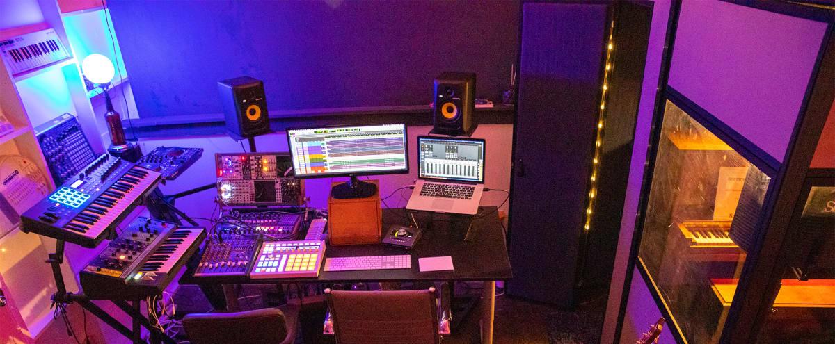 Jungle X Studios - Music Rehearsal, and Recording Studio in Los Angeles Hero Image in Central LA, Los Angeles, CA