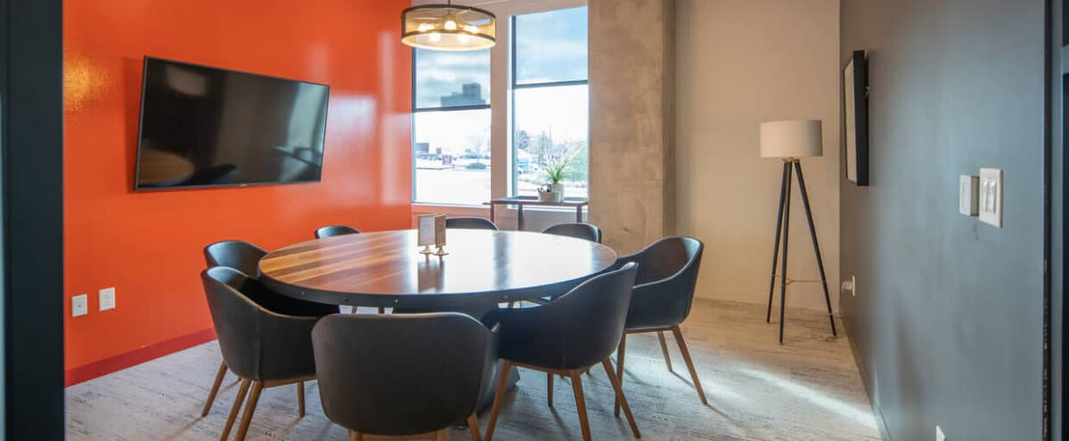 Private Meeting Room for 8 in Frisco Hero Image in undefined, Frisco, TX