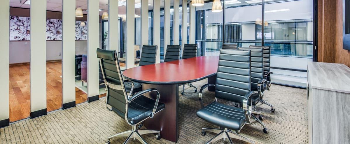 Private Meeting Room - 8 People - IAH in Houston Hero Image in Greater Greenspoint, Houston, TX