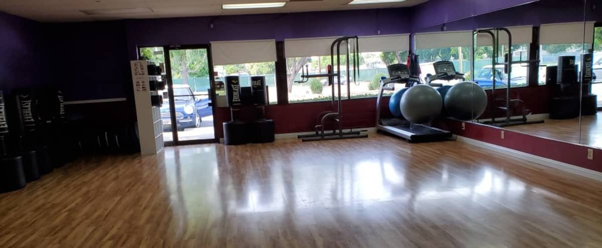 Campbell Fitness Studio- Vibrant, Clean, Centrally Located in campbell Hero Image in Downtown, campbell, CA