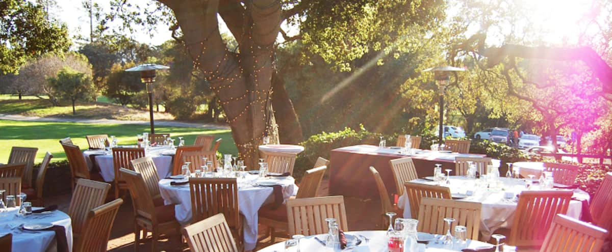 Large Patio with a Beautiful View of the Golf Course in Stanford Hero Image in undefined, Stanford, CA