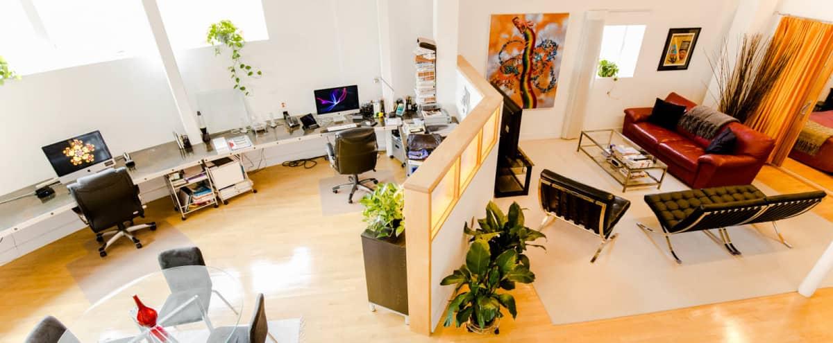 Modern + Creative Multi-Use Loft / Studio in Somerville Hero Image in East Somerville, Somerville, MA