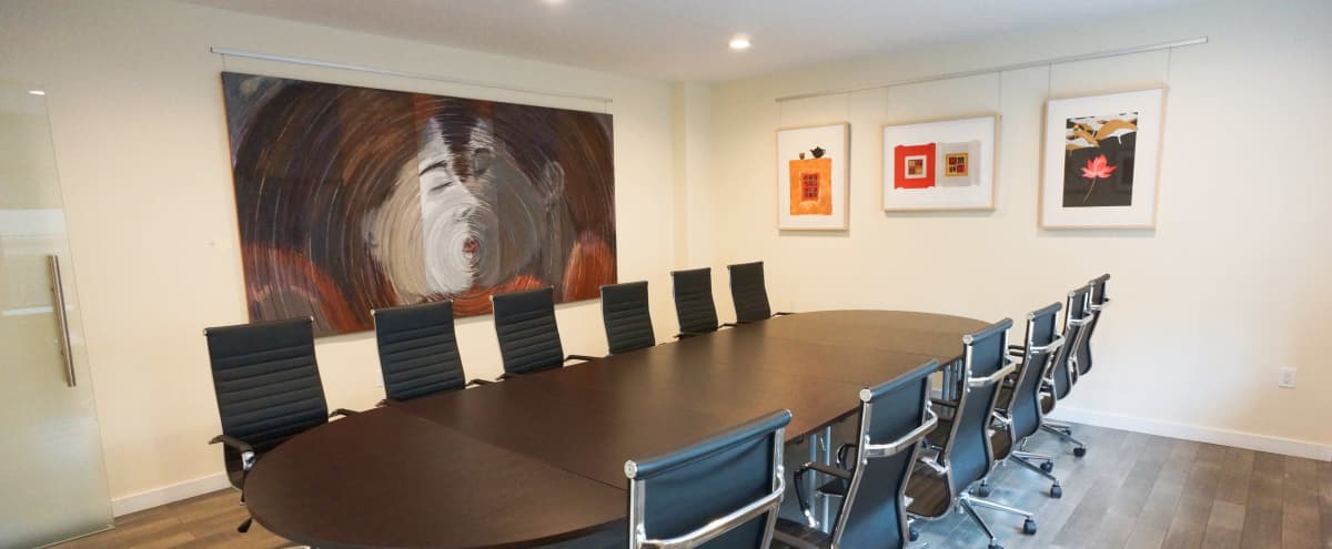 Bright & Modern Conference Room in East Midtown in New York Hero Image in Midtown Manhattan, New York, NY
