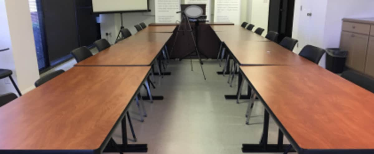Spacious Meeting Room in Downtown San Jose(Close to Mineta San Jose International Airport) in San Jose Hero Image in North San Jose, San Jose, CA