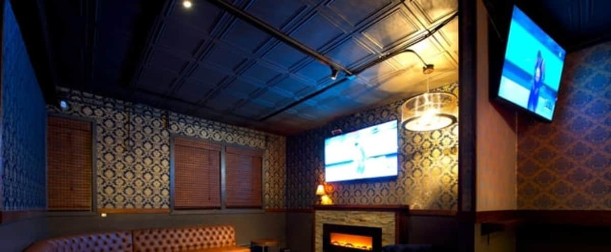 Upscale Lounge | Fireplace Semi-Private in Outer Mission in San Francisco Hero Image in Excelsior, San Francisco, CA
