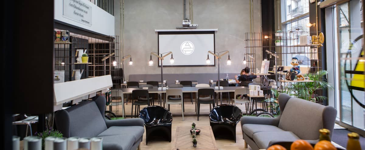 Espace de coworking moderne et design a Bastille in Paris Hero Image in Roquette, Paris,