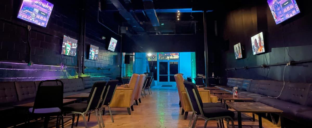 Sleek Lounge with High Ceilings in Springfield Hero Image in undefined, Springfield, VA