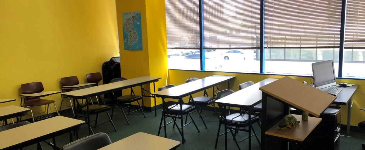 Private Meeting Room in Los Angeles Hero Image in Koreatown, Los Angeles, CA