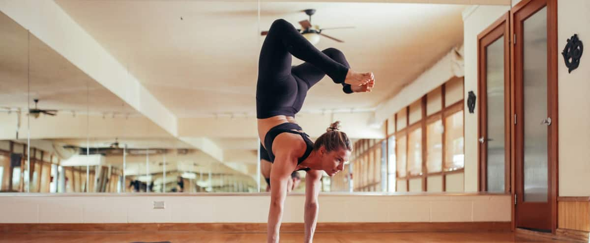 Historic Coastal Studio Yoga Dance Meditation in Encinitas Hero Image in undefined, Encinitas, CA