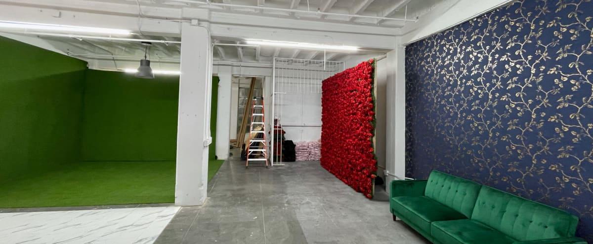Downtown Flower Garden Creative Space in LOS ANGELES Hero Image in Central LA, LOS ANGELES, CA