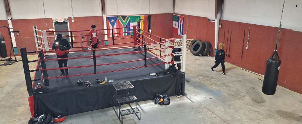 Boxing Gym With Plenty of Space in Snellville Hero Image in undefined, Snellville, GA