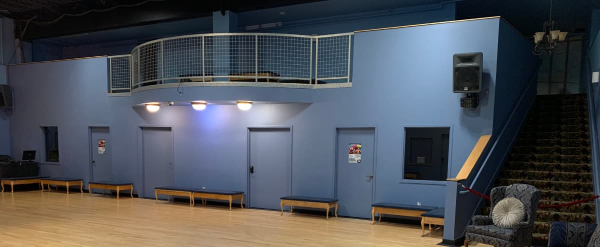 Vibrant And Modern Dance Hall in tigard Hero Image in Bull Mountain, tigard, OR