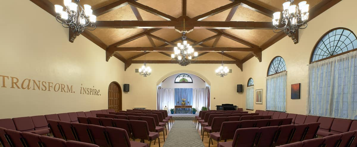 Chapel in an elegant 1930's building - Lower Temescal in Oakland Hero Image in Mosswood, Oakland, CA