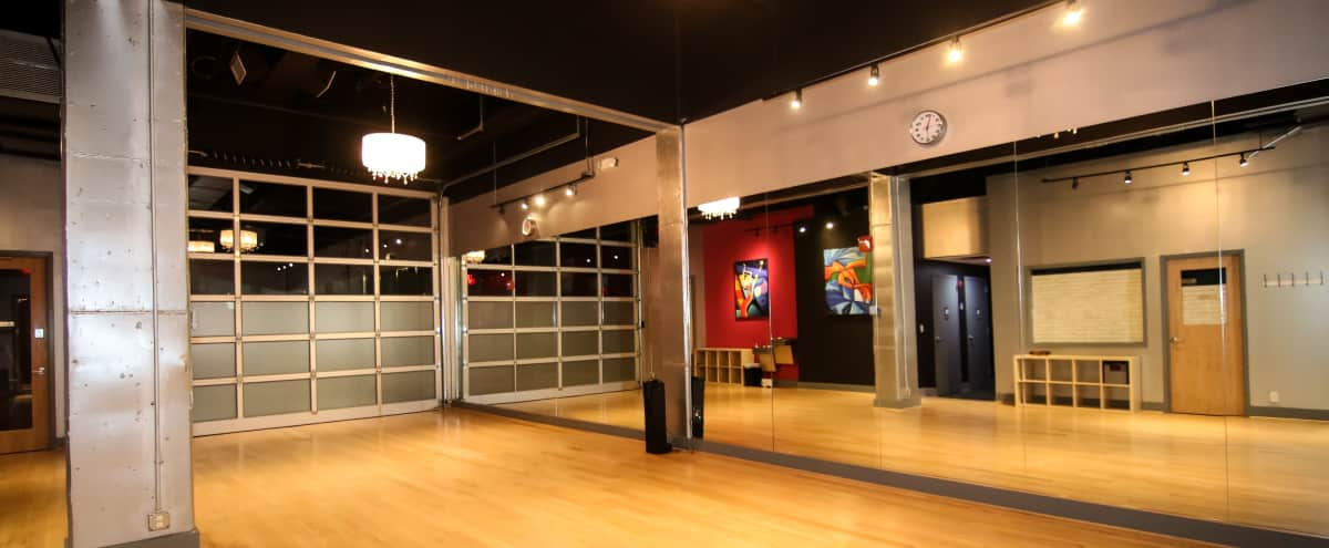 Luxury Event Venue - Single Studio Rental in Washington Hero Image in Park View, Washington, DC