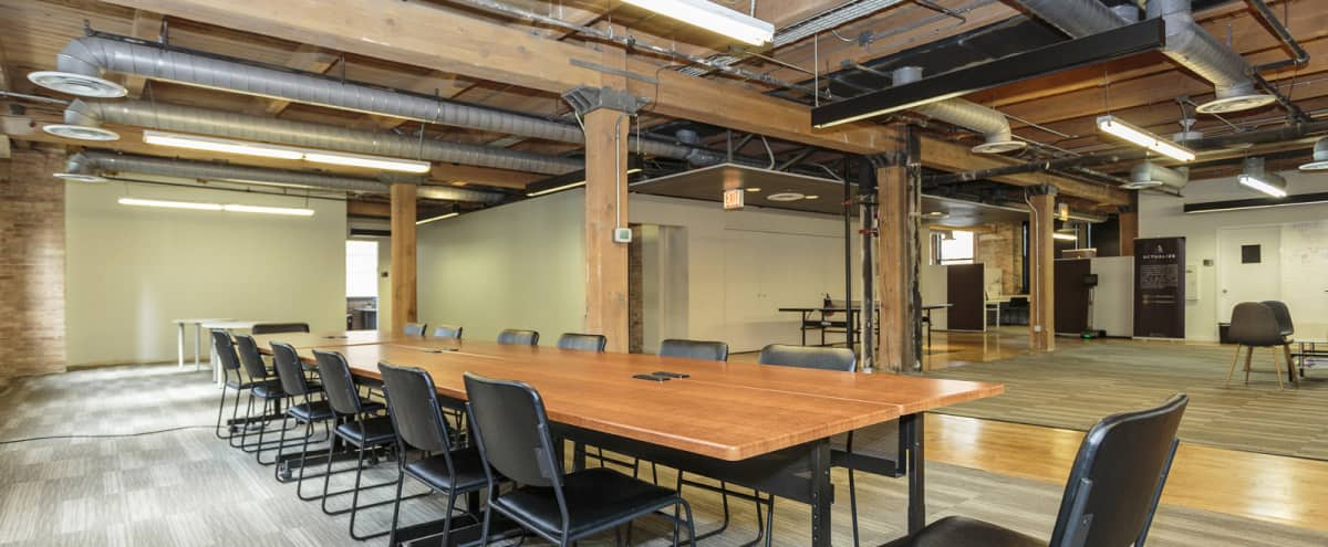 5000 Sqft Versatile River North Meeting Space in Chicago Hero Image in River North, Chicago, IL
