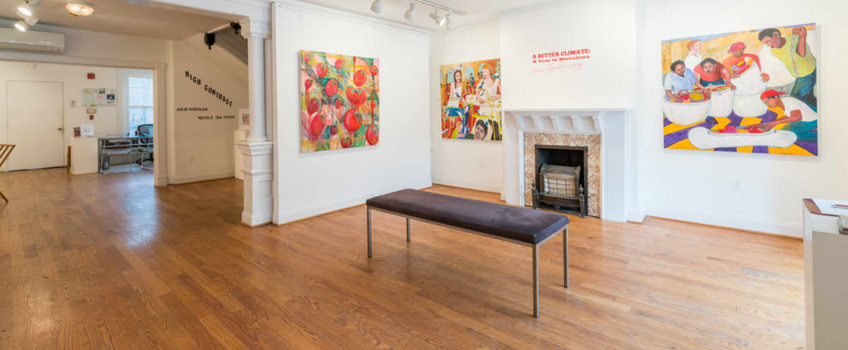 Luminous Contemporary Fine Art Gallery in Washington Hero Image in Dupont Circle, Washington, DC
