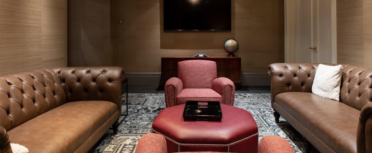 Firechat Breakout Meeting Lounge in Seattle Hero Image in Downtown, Seattle, WA