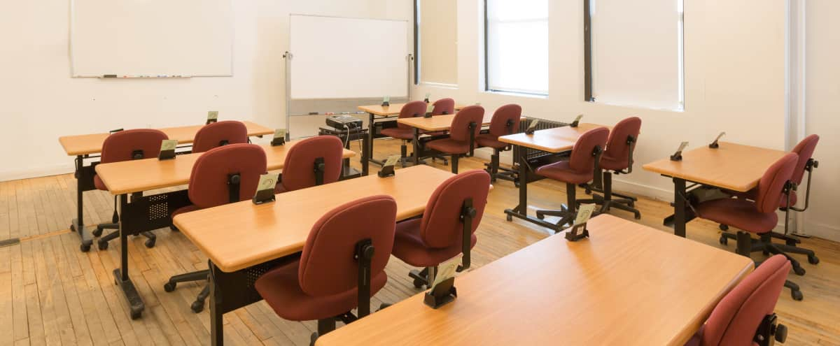 Corporate Event / Classroom Space In Chelsea - Room 11-1 in New York Hero Image in Midtown, New York, NY